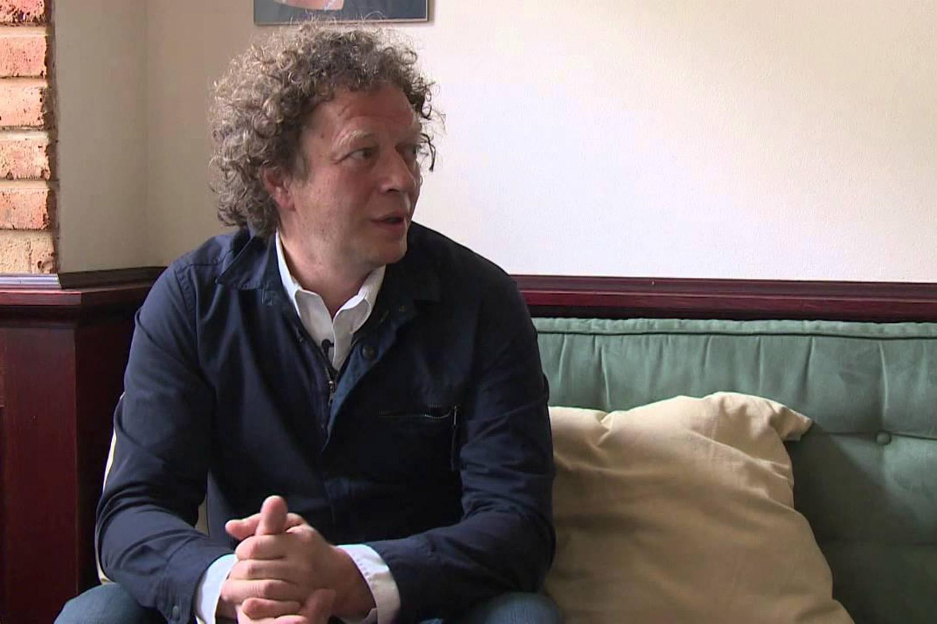 Frédéric Boyer fer fyrir dagskrárnefnd RIFF