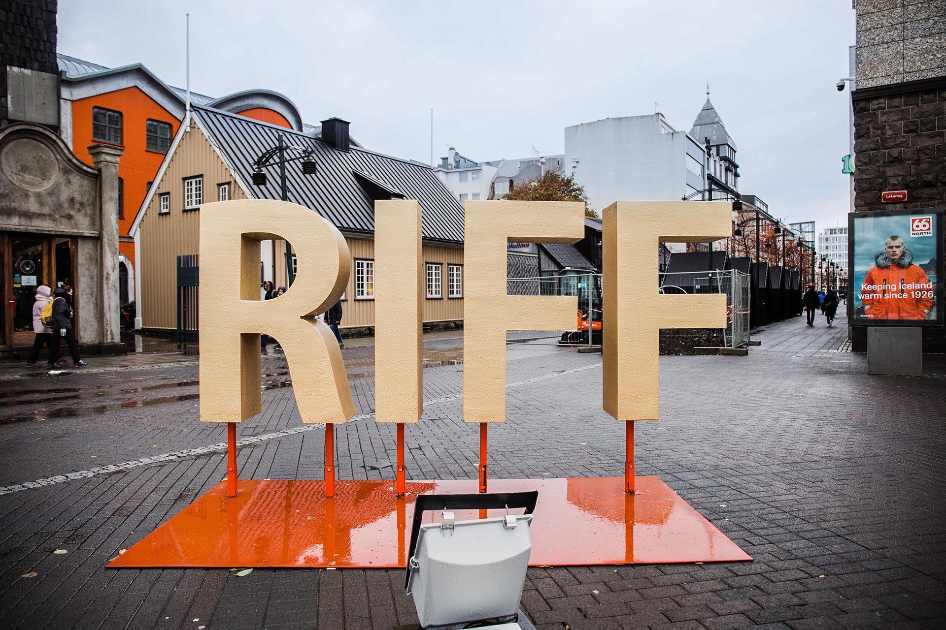 RIFF becomes Reykjavík´s city festival till 2022
