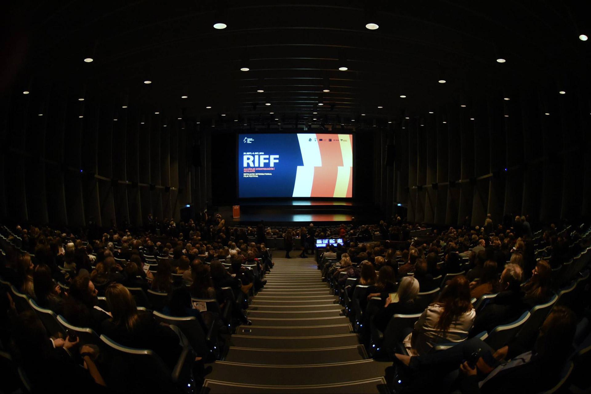 The 17th Reykjavík International Film Festival Launch