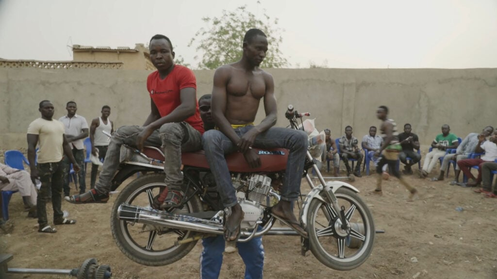 Still from Zinder winner of A Different Tomorrow